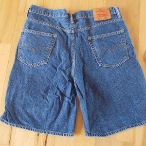 Men's Levi Strauss & Co. 550 Shorts, Size W36